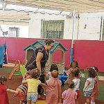 El ayuntamiento pone a punto la Escuela Infantil para el nuevo curso