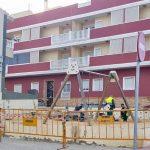 Comienzan las obras del Parque Infantil en la Calle Felix Rodríguez de la Fuente